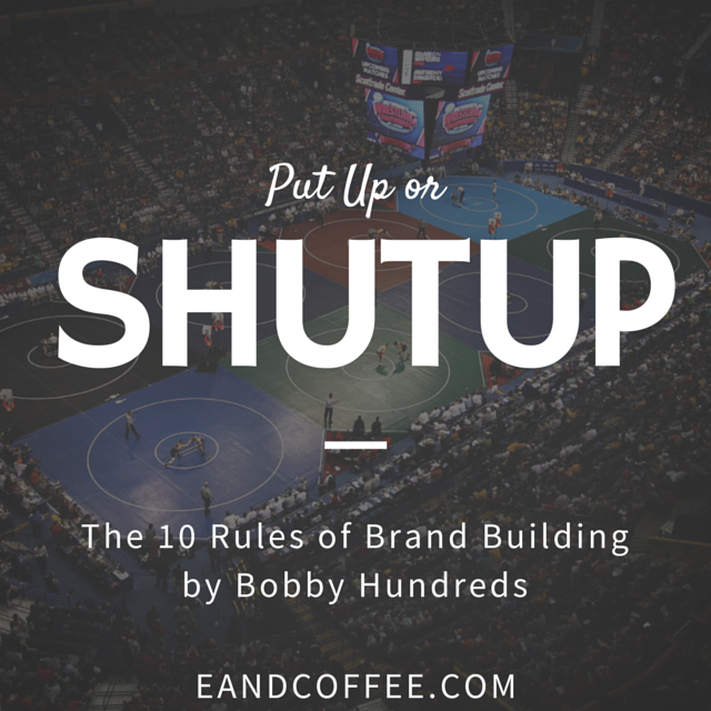 10 rules of brand building branding