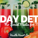 One Month Detox: Why I'm Not Using Social Media for 30 Days