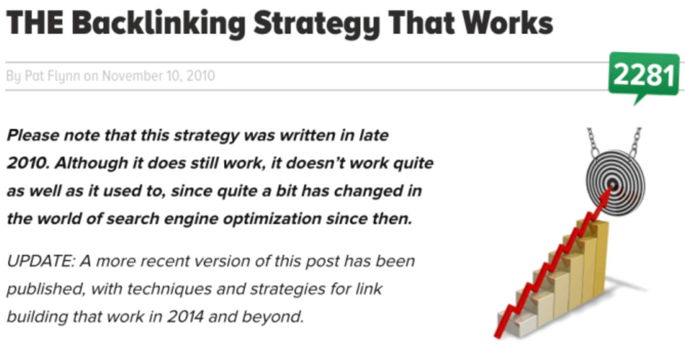 backlinking strategy that works